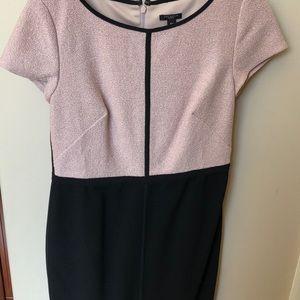 NWOT Ann Taylor Short Sleeve Dress